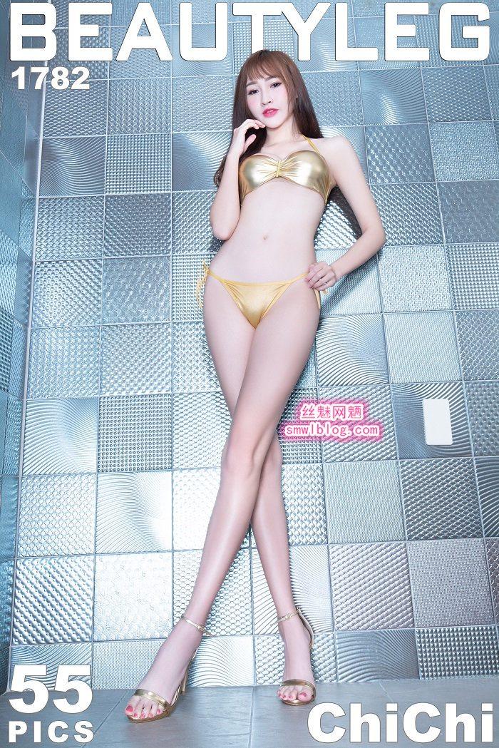 [Beautyleg]美腿寫真 2019.06.21 No.1782 ChiChi[55P/436M]